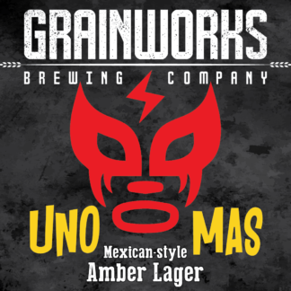 Uno Mas Mexican-style Lager