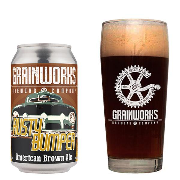 Rusty Bumper - Grainworks Brewing Company